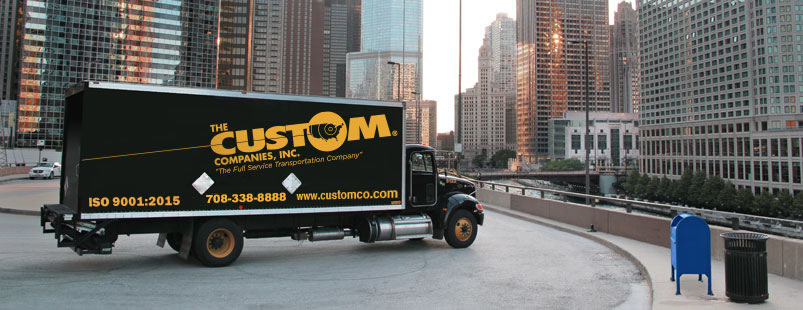 Custom Trucking Tracking Number